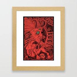 Animal Me Framed Art Print