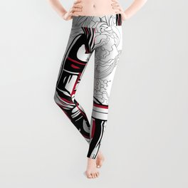 Future Spartan Leggings