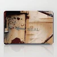 seal iPad Cases featuring Seal by Shy Photog