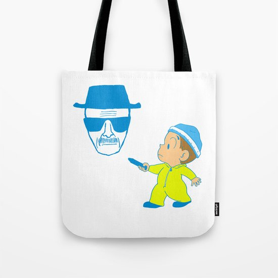 Jesse and the Blue Rock Tote Bag