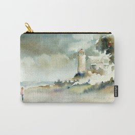 A Stroll to Point Betsie Carry-All Pouch