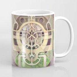 Composition III Coffee Mug