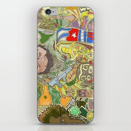 Tribal Three iPhone Skin