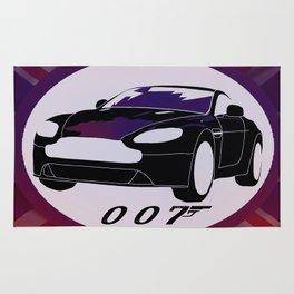 007 Aston Rug