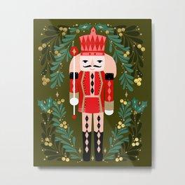 Nutcracker by Andrea Lauren  Metal Print