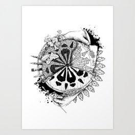 REGIONAL ART Art Print
