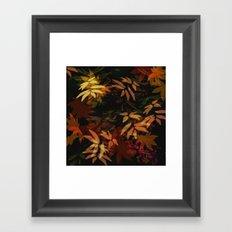September song Framed Art Print