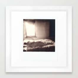 Harry Sleeping Framed Art Print