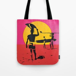 Endless Summer, 1966 Surf Sport Documentary Tote Bag