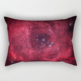 ROSETTA - NEBULA. Rectangular Pillow