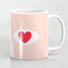 EYES 4 U ONLY Coffee Mug