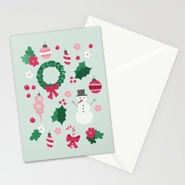 Christmas Overload Stationery Cards