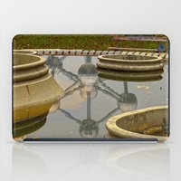 brussels iPad Cases featuring Atomium Brussels Painted Photography by Premium