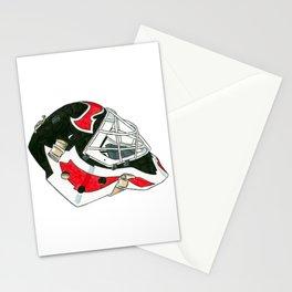 Brodeur - Mask Stationery Cards