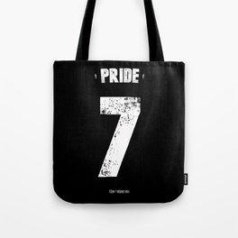 7 Deadly sins - Pride Tote Bag