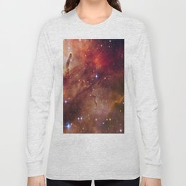 picture of star by hubble: westerlund Long Sleeve T-shirt
