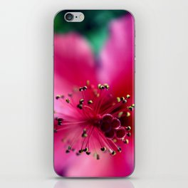 Hibiscus iPhone Skin