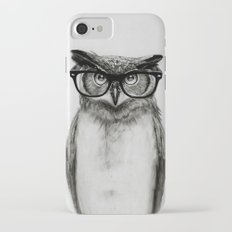 Mr. Owl iPhone 7 Slim Case