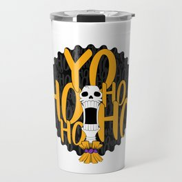 Pirates Life for me (yellow) Travel Mug