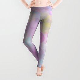 Colorful bubbles Leggings