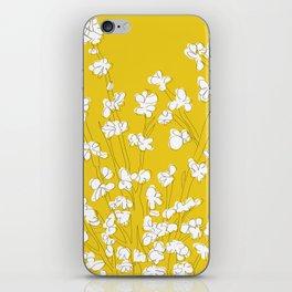 Bright Forsythia iPhone Skin