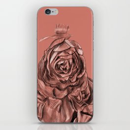 Rose All Day iPhone Skin