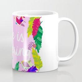 Romantic pessimism Coffee Mug