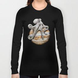 Celestial Cephalopod Long Sleeve T-shirt