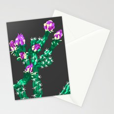 Flowering Cactus Stationery Cards