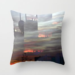 Let's not overemphasize the sanity of contrasting. Throw Pillow