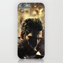 Deus Ex iPhone Case