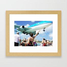 Airplane! Framed Art Print
