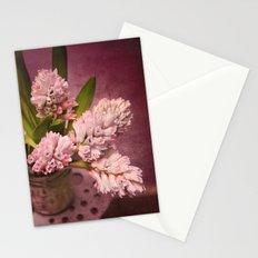 Hyacinth Stationery Cards