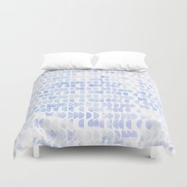Hidden Treasures - Half Moon Whispers Duvet Cover