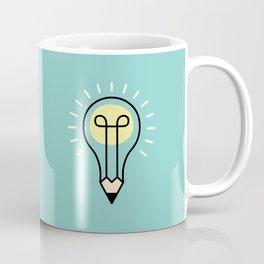 Mighty Pencil Coffee Mug
