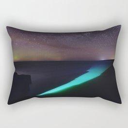 Slice of Light Rectangular Pillow