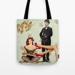 Charlie's Angels (1) Tote Bag