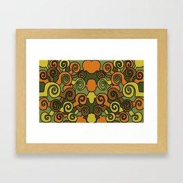 lak Framed Art Print