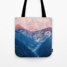 Mountain Magic Tote Bag