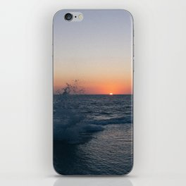 Fleeting Sun iPhone Skin
