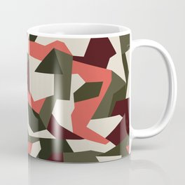 Camouflage pattern Coffee Mug