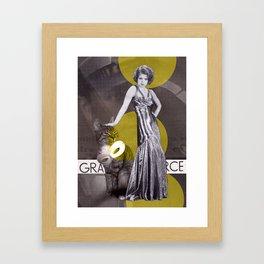 Grande Source Framed Art Print