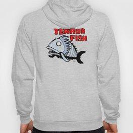 Terror fish Hoody