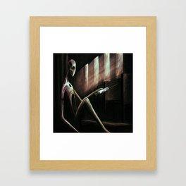 Crack House Church Framed Art Print