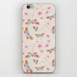 CN DRAGONFLY 1008 iPhone Skin