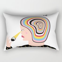 crystal Rectangular Pillow