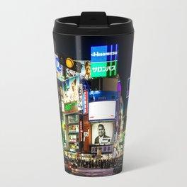 Shibuya Crossing Travel Mug