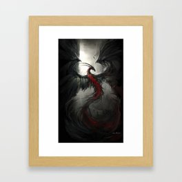 Møat-Tarvaa by Élian Black'Mor Framed Art Print