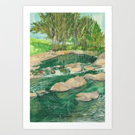 Copeland Art Print