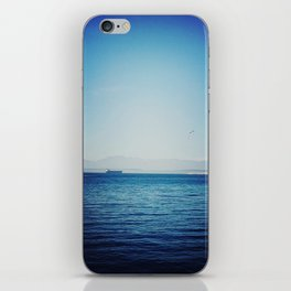 Elliot Bay iPhone Skin